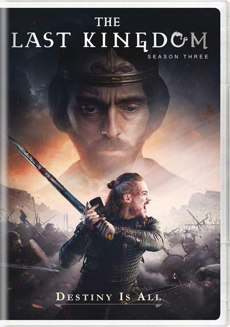 The Last Kingdom DVD Release Date