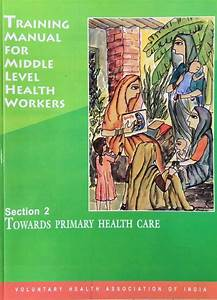 Training Manual For Middle Level Health Workers