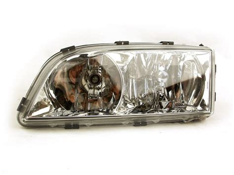 volvo headlamp assembly left jewel style