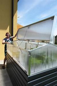 Plexiglas Für Gewächshaus : fr hbeetaufsatz f r hochbeete ~ Heinz-duthel.com Haus und Dekorationen