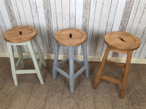 Wooden Island Stools by Kitchen Stools Wood Wow