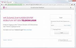 Telekom Mobilfunk Rechnung Online : telekom kundencenter rechnungen und vertr ge telekom ~ Themetempest.com Abrechnung
