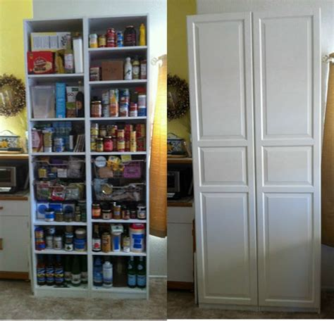 pantry cabinet ikea 10 best ikea hacks for a small apartment kitchen jewelpie
