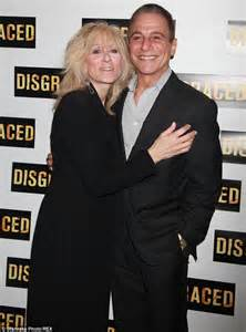 tony danza swimsuit tony danza and judith light embrace 22 years after who s