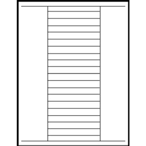 avery 11447 template free dividers design templates avery