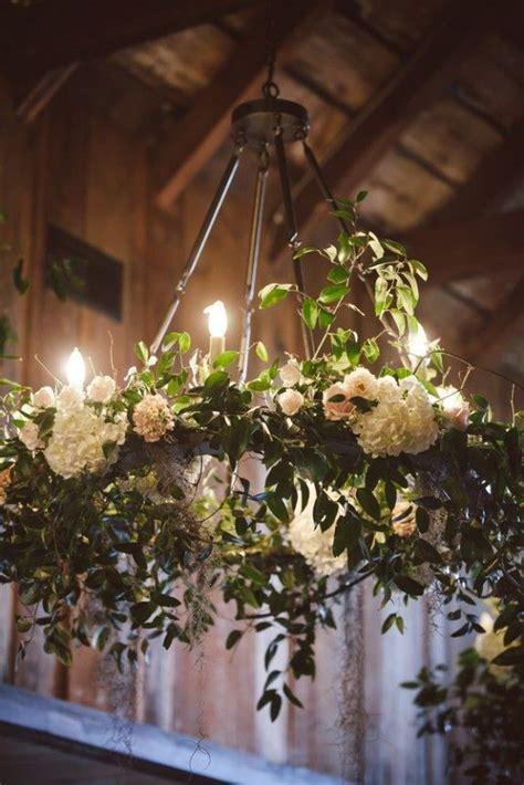 Wedding Trends Floral Chandeliers Floral Chandeliers