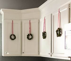 8 diy holiday decor ideas for your home wwwjsicabinetrycom for Best brand of paint for kitchen cabinets with small glass tealight candle holders