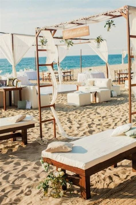 Dream Beach Wedding Décor Styles Decozilla