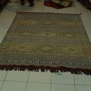 tapis kilim hanbel marocain brode design With tapis kilim marocain