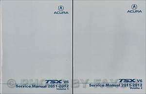 2010 Acura Tsx Service Manual Pdf