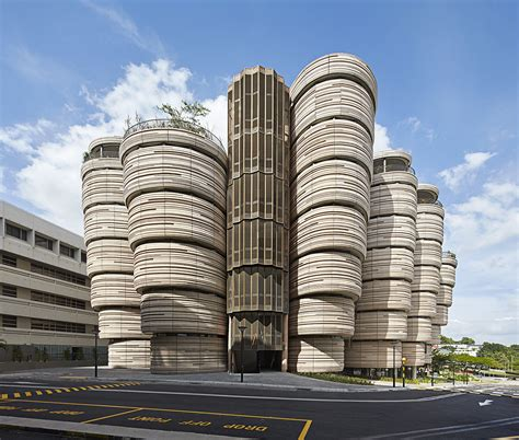 Hufton + Crow  Projects  Nanyang Technological University