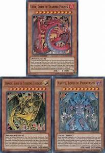 Yugioh All God Cards Ebay