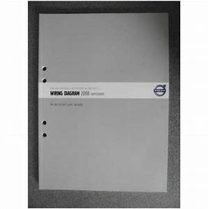 Volvo V70 Xc70 S80 Wiring Diagram Manual 2008 Supplement