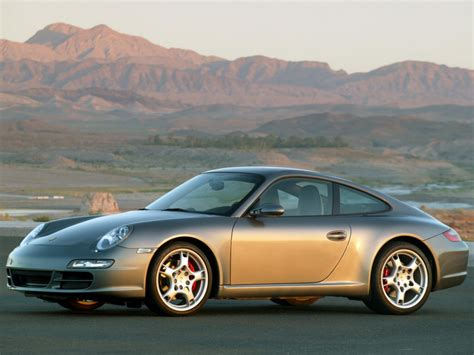 2005 Porsche 911 Carrera S Pictures Specifications And