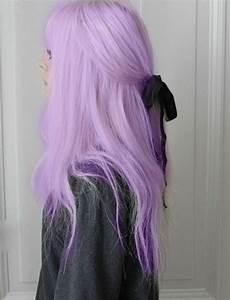 (1) dyed hair | Tumblr | Pastel purple hair, Light purple ...