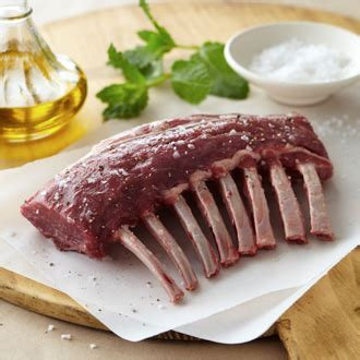 Lamb breast is a value cut that is often underused as it has quite a lot of fat and can be tough if cooked incorrectly. RACK