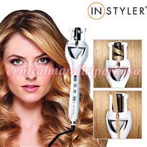 Instyler Hair Catok Rambut jual alat pengriting rambut instyler tulip catok otomatis