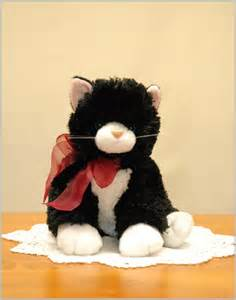 Small Stuffed Animals Cat