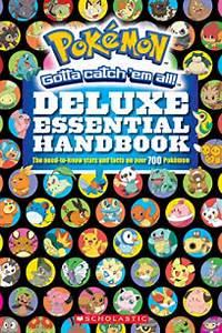 pokemon mega essential handbook