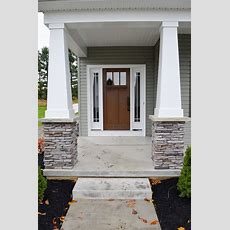 Exterior Finishes  Alliance Homes