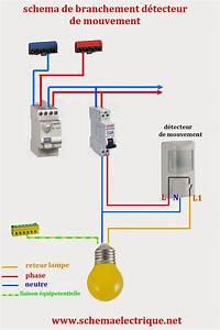 lumandar schema electrique With allumage automatique lumiere maison