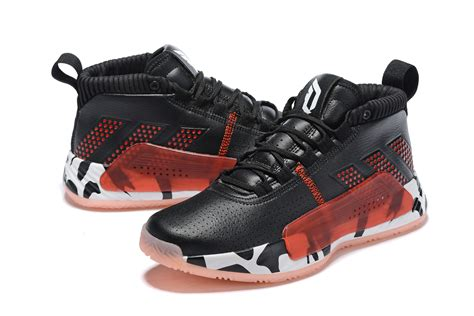adidas dame  red black white  sale  jordans