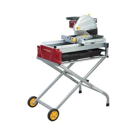Tile Saw Stand Harbor Freight by 10 In 2 5 Hp Tile Brick Saw