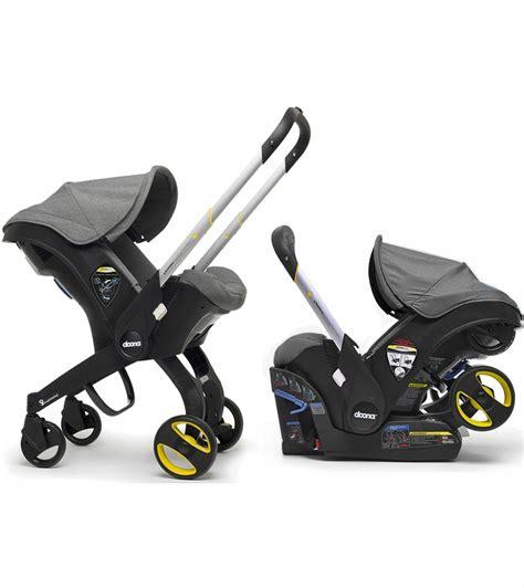 doona infant car seat storm grey
