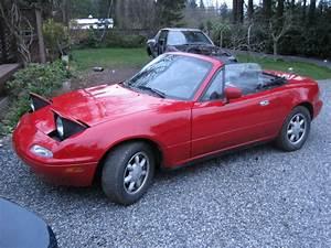 Paganizondadude2 1991 Mazda Miata Mx