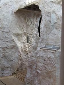 Kunstfelsen,Felswände und künstliche Felslandschaften