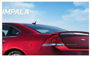 Owners Manual For 2013 Chevy Impala Lt
