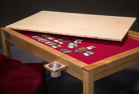 roll up table plans geek chic rolls out dropship gaming tables bell of lost
