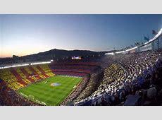 FC Barcelona Anthem at Camp Nou El Clásico 02042016