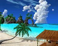 Tropical Beach deviantART