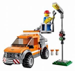 Reparation Carrosserie Pas Cher : lego city 60054 pas cher le camion de r paration ~ Gottalentnigeria.com Avis de Voitures