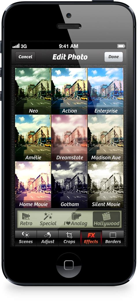 iphone effects brings effects layering to iphone new