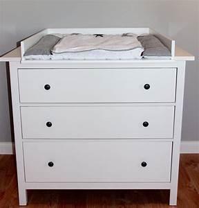 Commode A Langer Ikea : bords arrondis table langer blanche pour commode ikea ~ Melissatoandfro.com Idées de Décoration