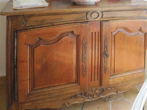 vieux bureau bois relooking de meubles
