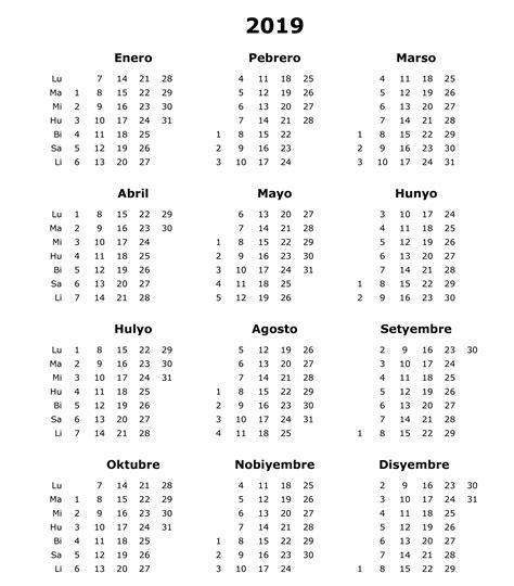 printable philippines calendar calendar calendar