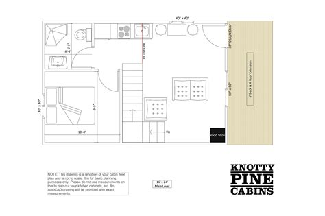 Floor Plans by Floor Plans Alberta Cabin Packages