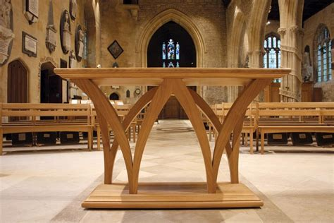 Holy Trinity, Bradford on Avon : Treske Church Furniture