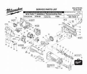 Buy Milwaukee 2720