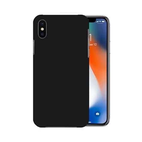 xiaomi redmi note 5 pro plain cases colorcase black