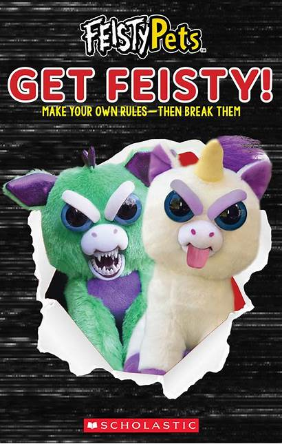 Feisty Pets Scholastic Publishing Partner Global Master