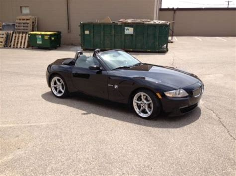 Find Used Outstanding 2007 Bmw Z4 3.0 Si Roadster