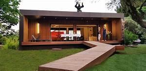 Maison Bois Design De 131 M U00b2 By Popup House R U00e9alis U00e9e Par