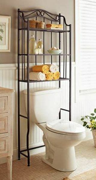 bathroom cabinet   toilet storage rack space saver