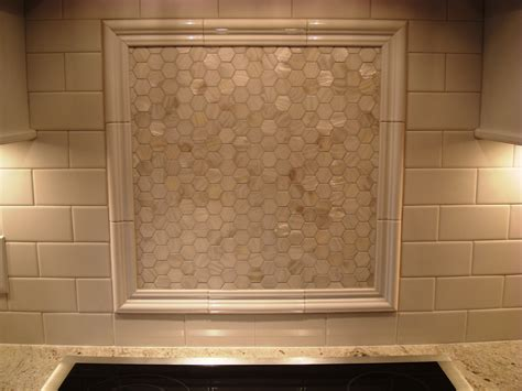 ceramic subway tile kitchen backsplash over the stove backsplash the mother of pearl backsplash above the stove with white ceramic