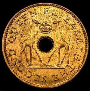 Rare Half Pennies Coins