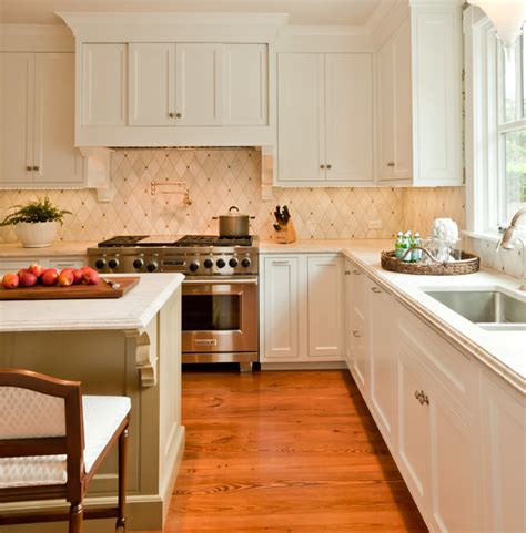 Victorian Summer Cottage  Transitional Kitchen